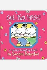 One, Two, Three! (Boynton on Board) Board book