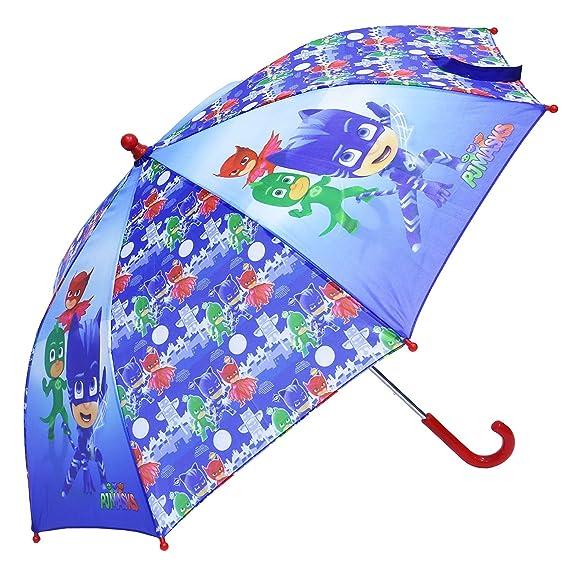 New import, 100-236, Paraguas Pj Masks, paraguas infantil pj masks,