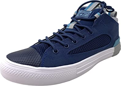 Converse Chuck Taylor Ox Low Top Navy Blue White Mens Womens Shoes Sizes