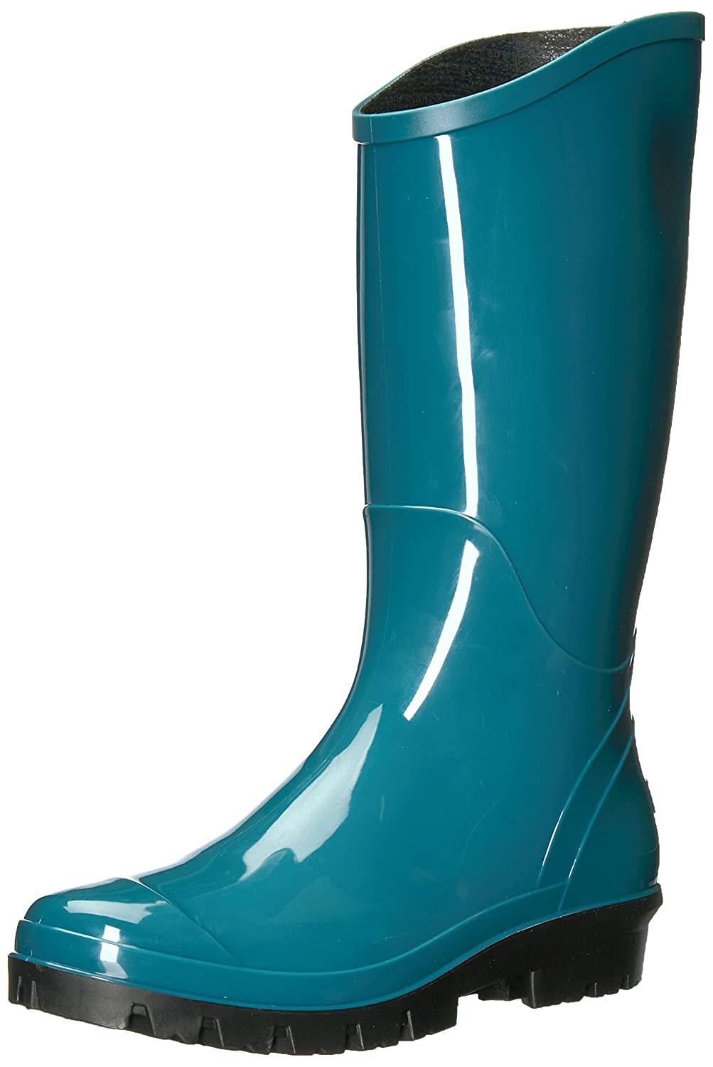 Columbia Women's Rainey Tall Rain Boot B01N4FV2UR 5 B(M) US|Cloudburst, Ginkgo