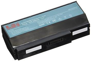 LB1 de alto rendimiento batería para ordenador portátil ASUS G73SW batería serie – 14,8