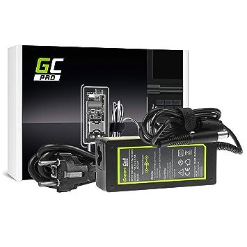 GC Pro Cargador para Portátil HP 250 G1 255 G1 ProBook 450 G2 455 G2 Compaq Presario CQ56 CQ57 CQ58 CQ60 Ordenador Adaptador de Corriente (18.5V 3.5A ...