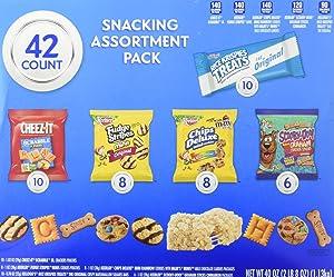 Keebler Cookie & Cracker Assortment, 42 ct., 40 Ounce