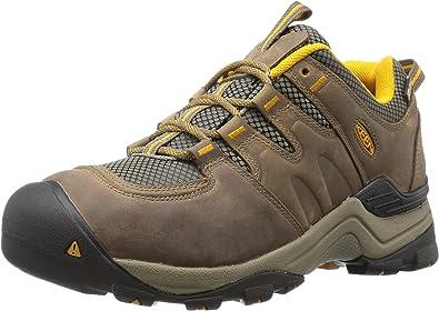 Keen Gypsum II Mens Waterproof Leather Hiking Shoes US Sizes 9-13