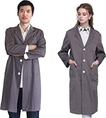 Shielding EMF RFID Mobile Phone WiFi Signal Computer Radiation Blocking Computer Room Applicable Overalls Unisex Outerwear