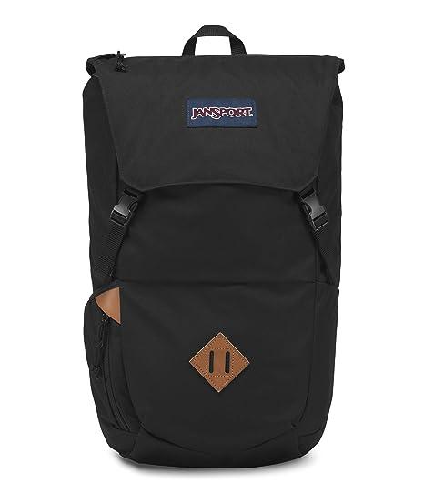 a25ae93b365e Amazon.com  JanSport Pike Backpack - Black  Sports   Outdoors