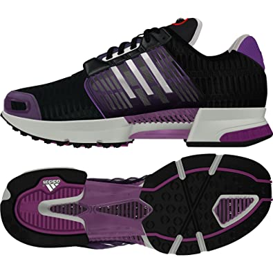 huge discount 3c26f 44ca3 adidas Clima Cool 1 BA8573 CORE BlackFTWR WhiteShock Purple  Amazon.co.uk Shoes  Bags