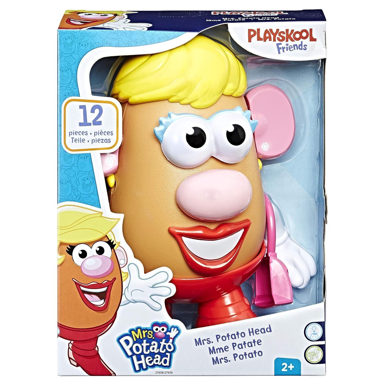 Head 27658es0 Potato Patata Playskool Classic Friends Mrs 8kX0POnw