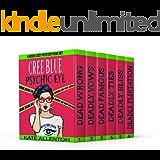 Cree Blue Psychic Eye: Cozy Mystery Box Set