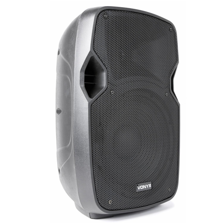 Vonyx AP1000A Ap Series - Altavoz ABS, Negro