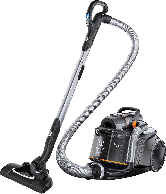 Electrolux EUF87TMT Ultra Flex A + BAA 75db Limpiador de vacío sin bolsa de polvo: Amazon.es: Hogar