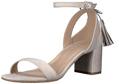 CL by Chinese Laundry Women's Julissa Dress Sandal, Smoke Grey Super Suede,  ...