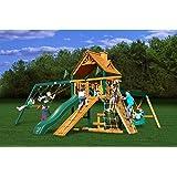 Gorilla Playsets Blue Ridge Frontier Playground System