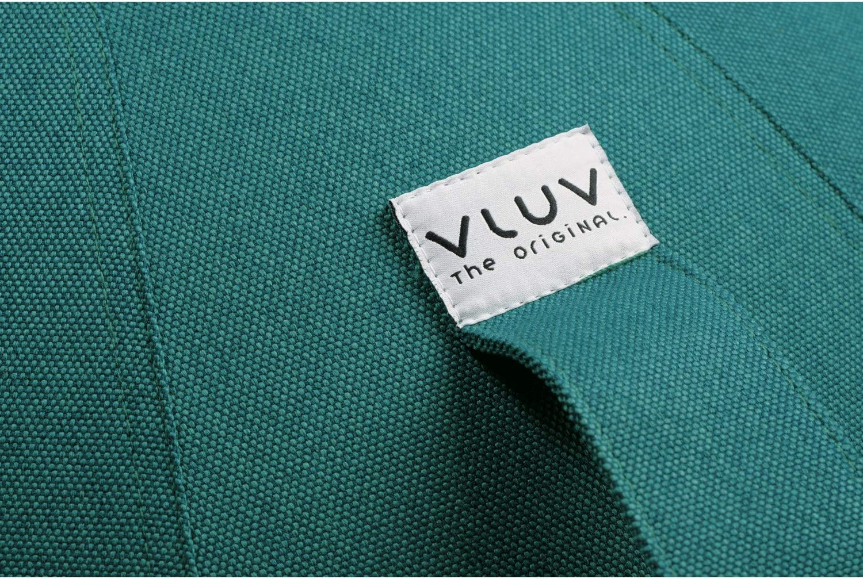 VLUV LEIV Fabric Seat Ball 50cm Fabric Mustard 55cm
