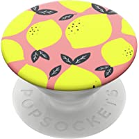 PopSockets PopGrip: Swappable Grip for Phones & Tablets - Lemon Drop