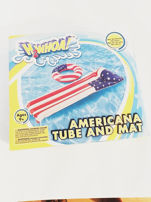 新規購入 American and Tube and B01H2GE2S0 Mat Mat B01H2GE2S0, アンバージャック:9d33b331 --- sabinosports.com