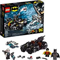 LEGO DC Batman :Batalla en la Batimoto contra Mr. Freeze, 76118, Building Kit de 200 Elementos