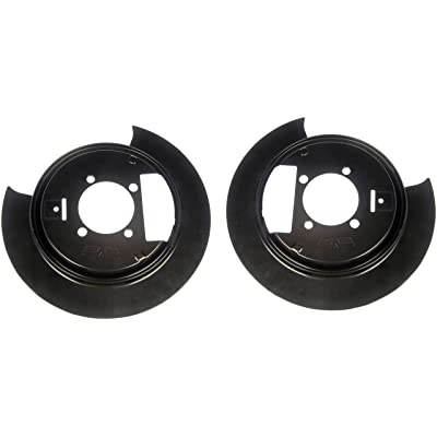 Dorman 924-209 Brake Dust Shield, Pair: Automotive
