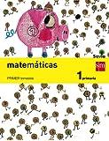 Matemáticas. 1 Primaria. Savia - 9788467570182