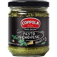 Coppola Pesto Genovese, Pesto con Albahaca 180g (Caja
