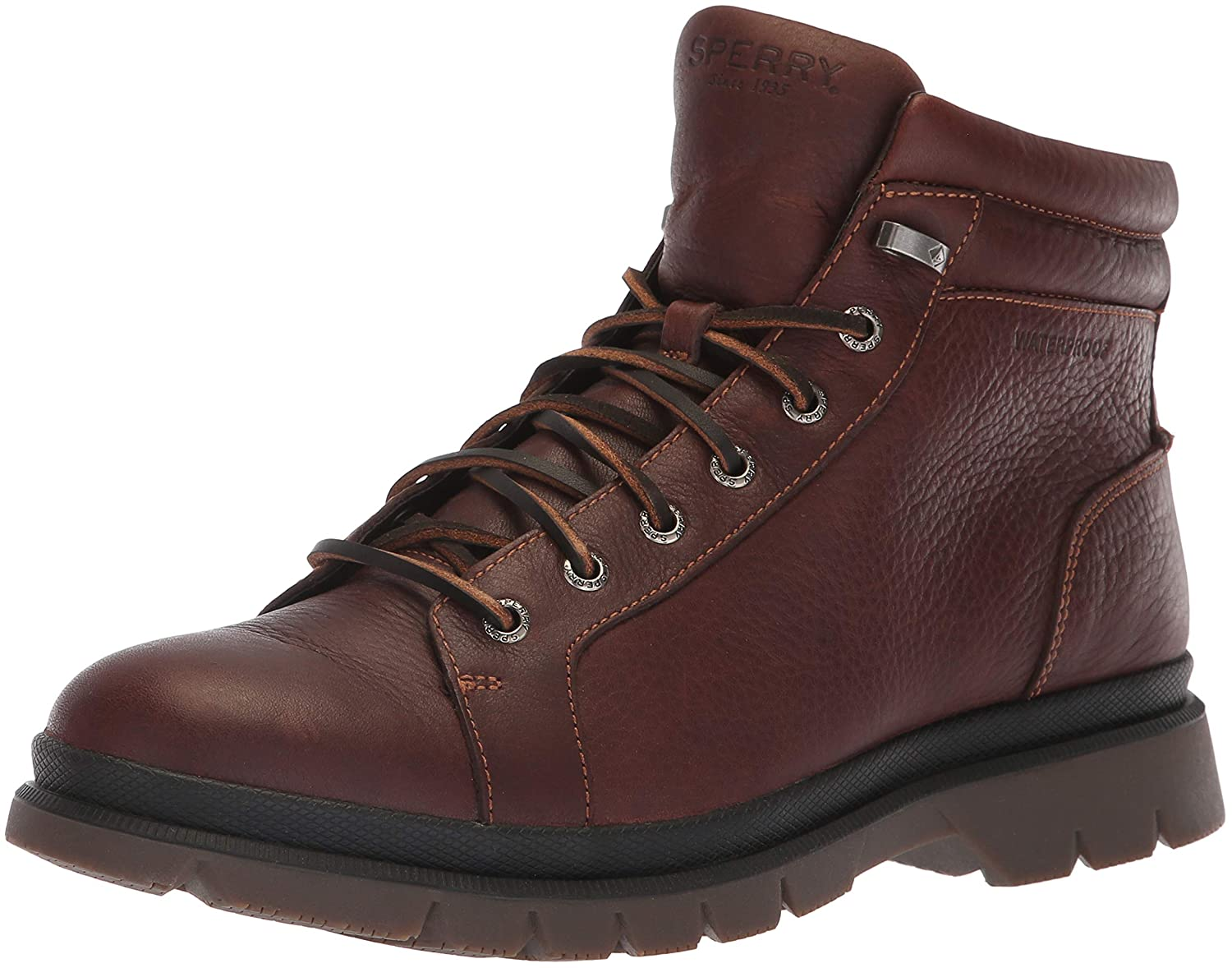 Dk marron 42 EU Sperry Watertown LTT démarrage chaussures