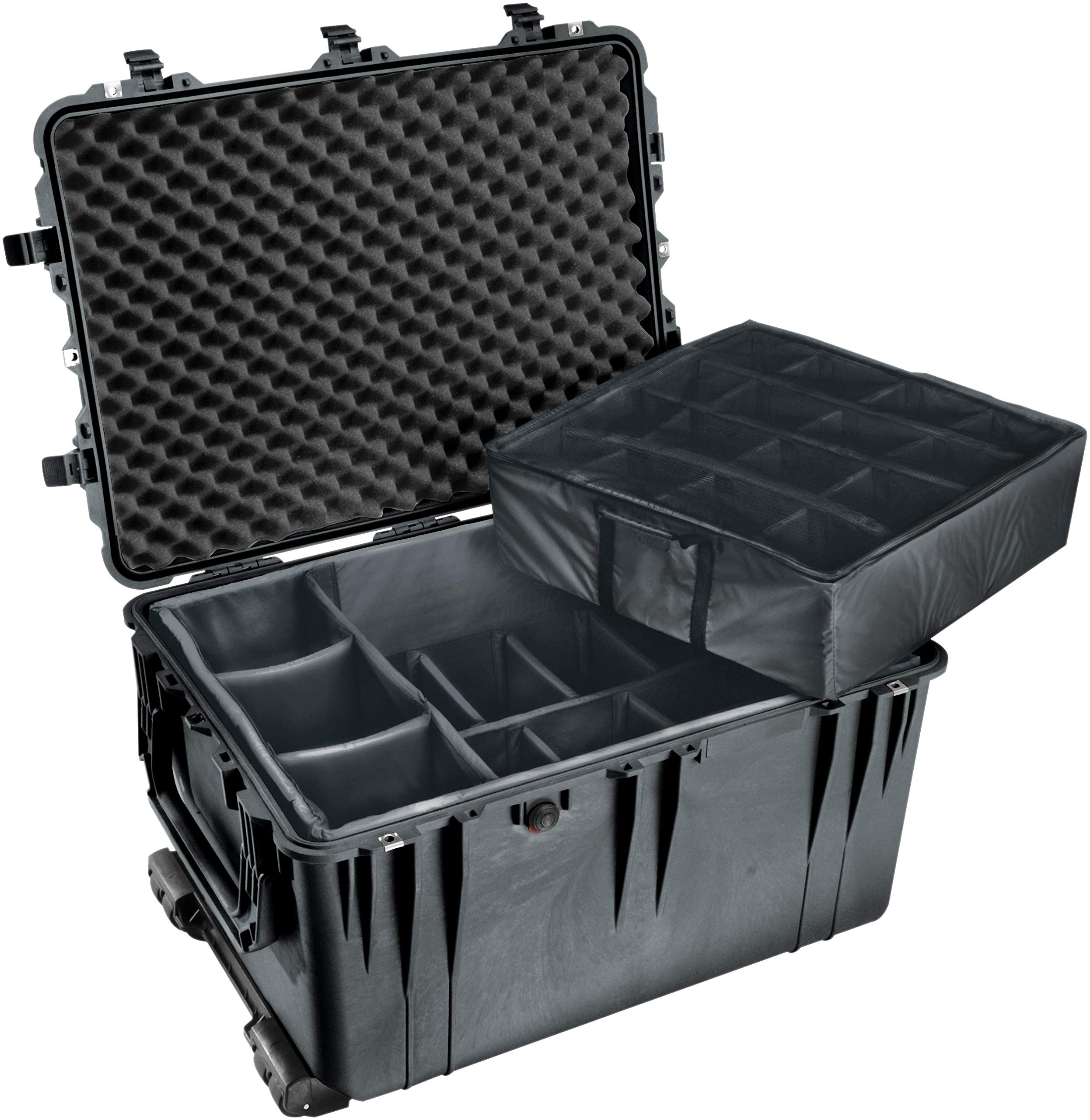 Pelican 1660 Case with Padded Dividers (Black) by Pelican (Image #2)