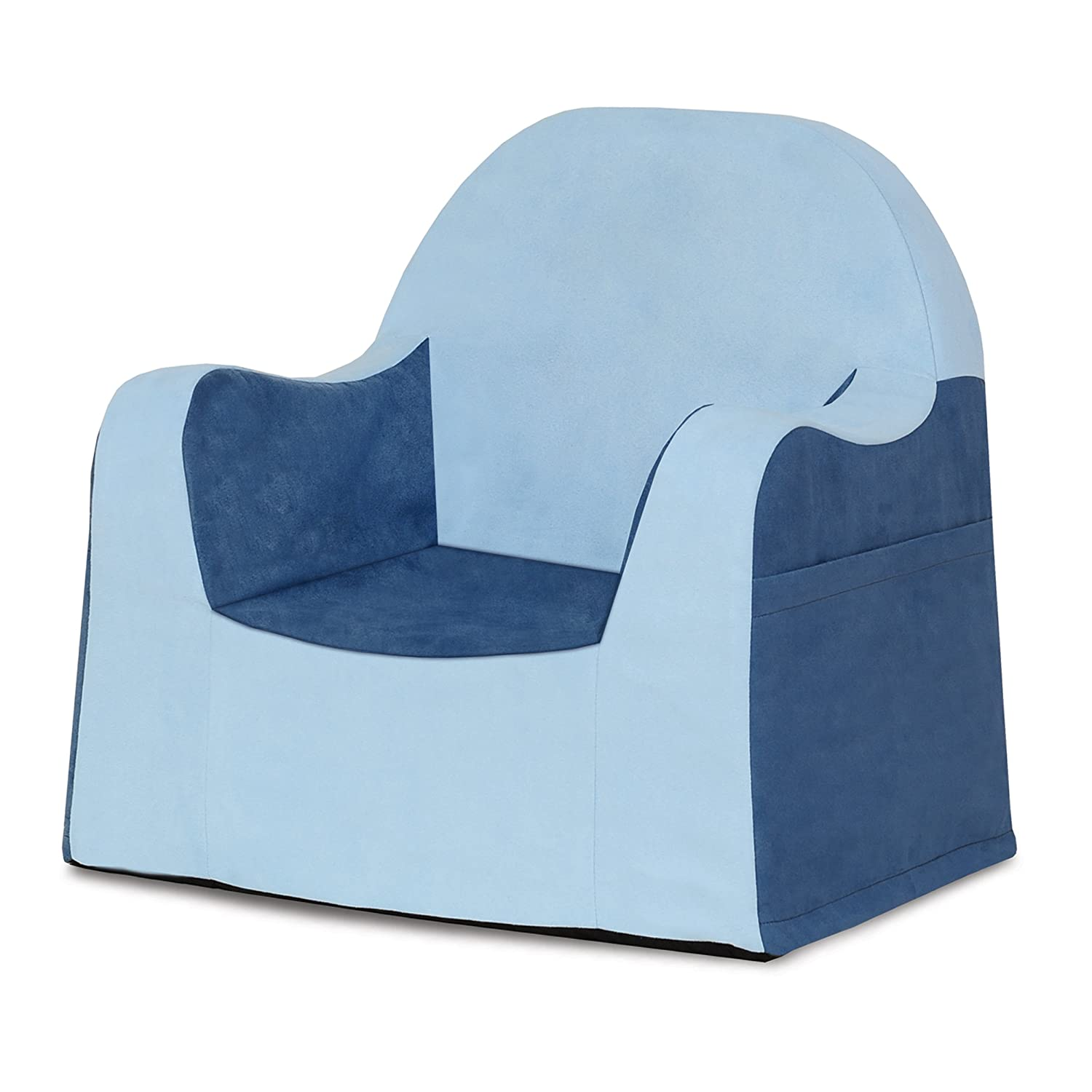 P'kolino PKFFLRALB Little Reader Chair - Light Blue Pkolino P' kolino