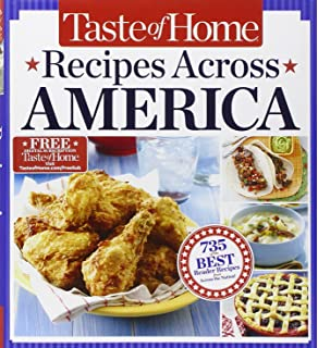 The american cookbook a fresh take on classic recipes elena taste of home recipes across america 735 of the best recipes from across the nation forumfinder Gallery