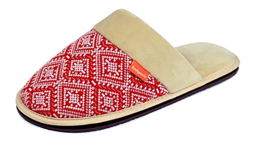 ec5061ccfbff FEELGOODZ Handwoven Slippers - Socially Conscious and Extremely Comfortable  - Eco-Friendly All Natural Materials