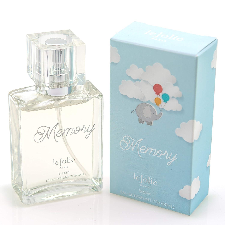 Amazoncom Le Jolie Memory Perfume For Babies Alcohol Free Eau De