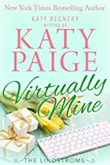 Virtually Mine (The Lindstroms Book 5) Kindle Edition