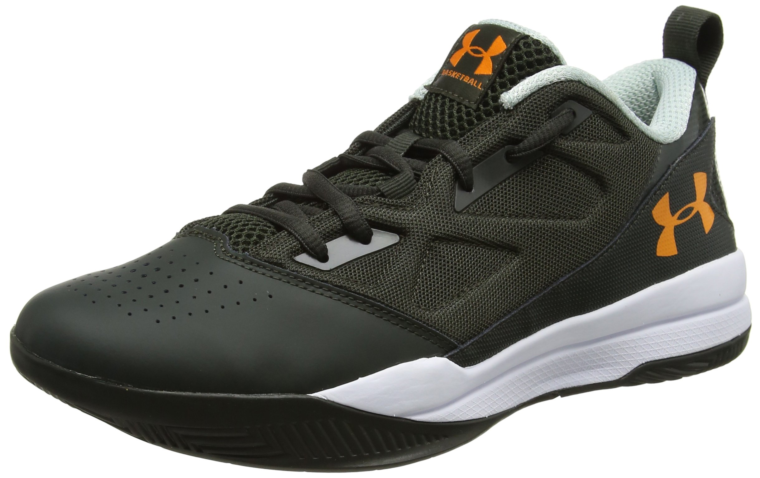 Encarnar desastre mago  Under Armour Men's UA Jet Low Artillery Green/White/Radiate Athletic Shoe  on Galleon Philippines