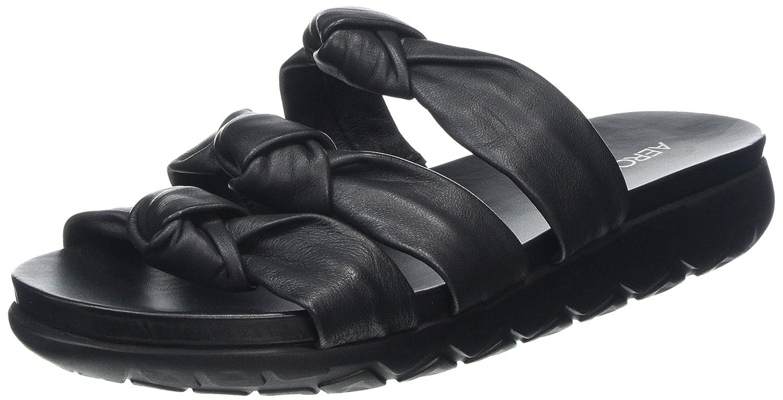 Aerosoles Light Speed Ritzy, Zuecos para Mujer 37.5 EU Negro (Black Blk)