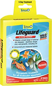 Tetra 77326 Tetra LifeGuard Tablets, 32-Count
