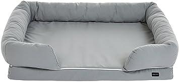AmazonBasics - Sofá cama para mascotas, Grande
