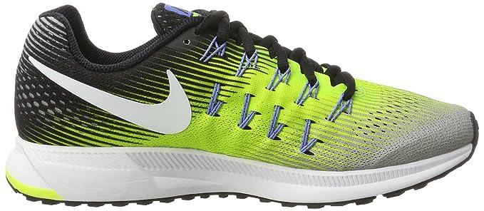 Nike Air Zoom Pegasus 33, Zapatillas de Running Hombre: Amazon.es: Deportes y aire libre