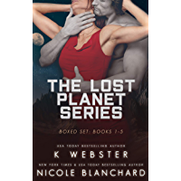 The Lost Planet Series: Boxed Set: Books 1-5 (English Edition)