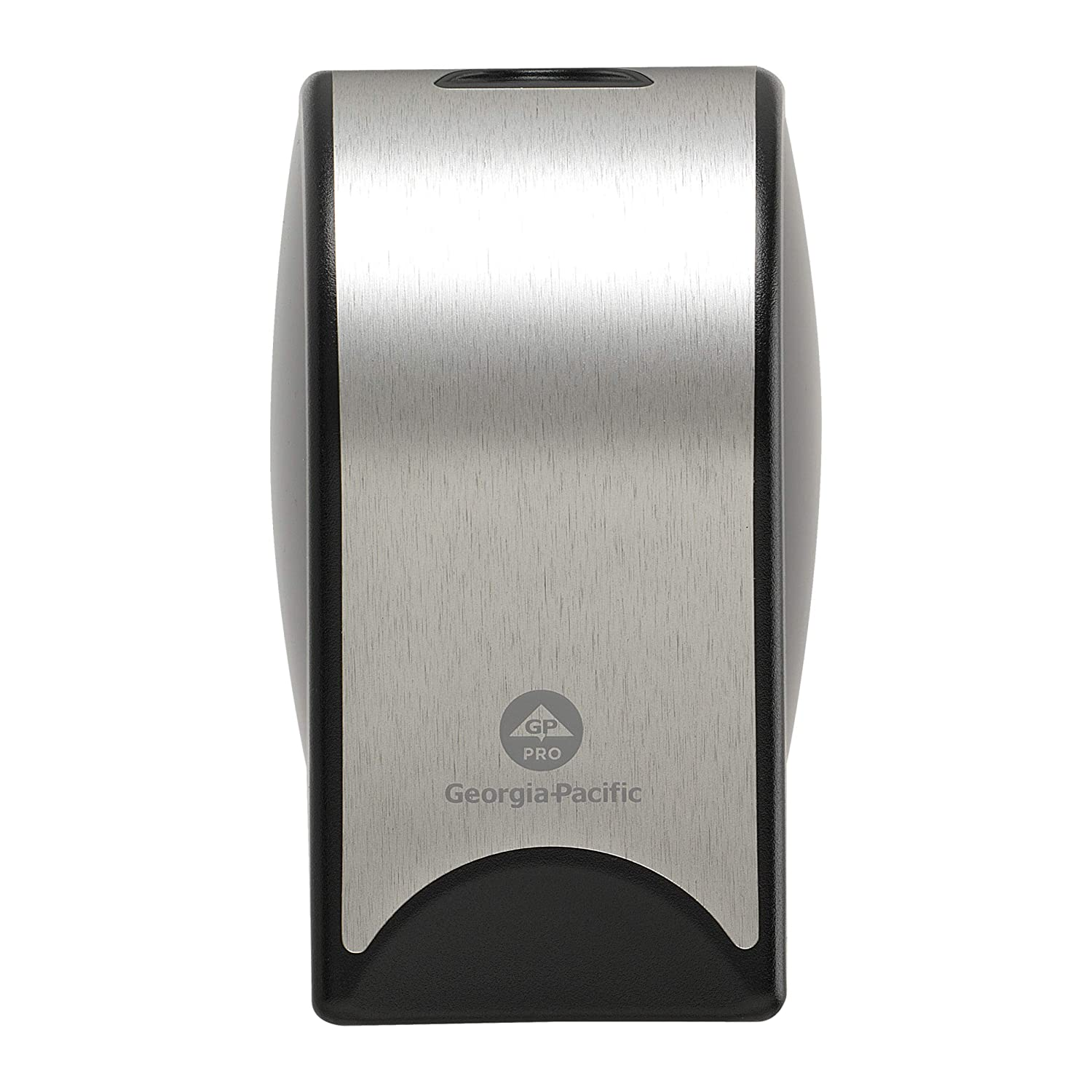 """ActiveAire Powered Whole-Room Air Freshener Dispenser by GP PRO (Georgia-Pacific), Stainless Steel, 53258A, 4.090"""" W x 3.610"""" D x 6.820"""" H"""