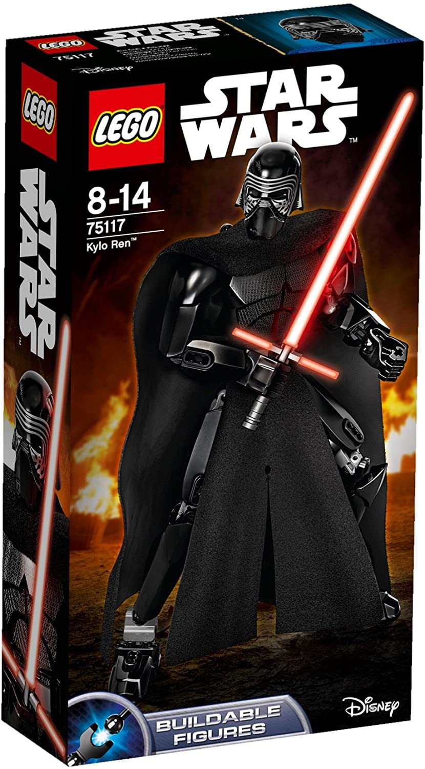 LEGO Star Wars - Kylo Ren Buildable Figure