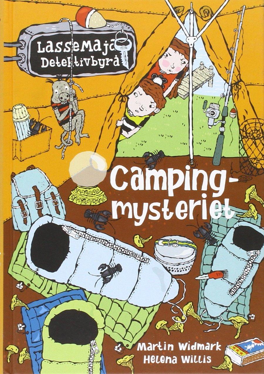 Campingmysteriet (LasseMajas Detektivbyrå, Band 18)