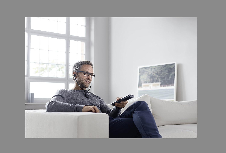 Sennheiser RS 2000 - Auriculares inalámbricos de TV Alcance de 50 Metros, Color Negro: Sennheiser: Amazon.es: Electrónica