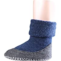 FALKE Jungen Socken Cosyshoes, Blickdicht