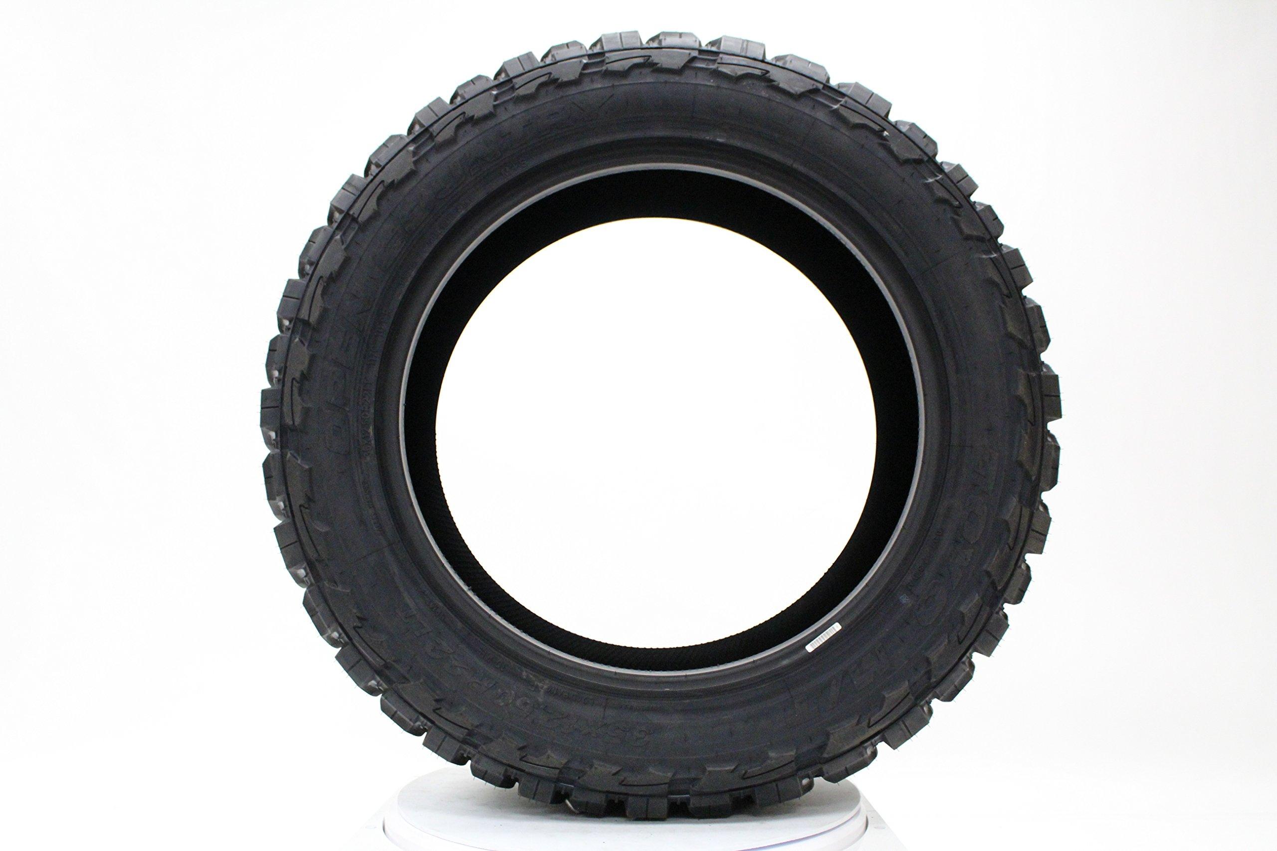 Toyo Tire Open Country M/T Mud-Terrain Tire – 35×12.50R17 125Q