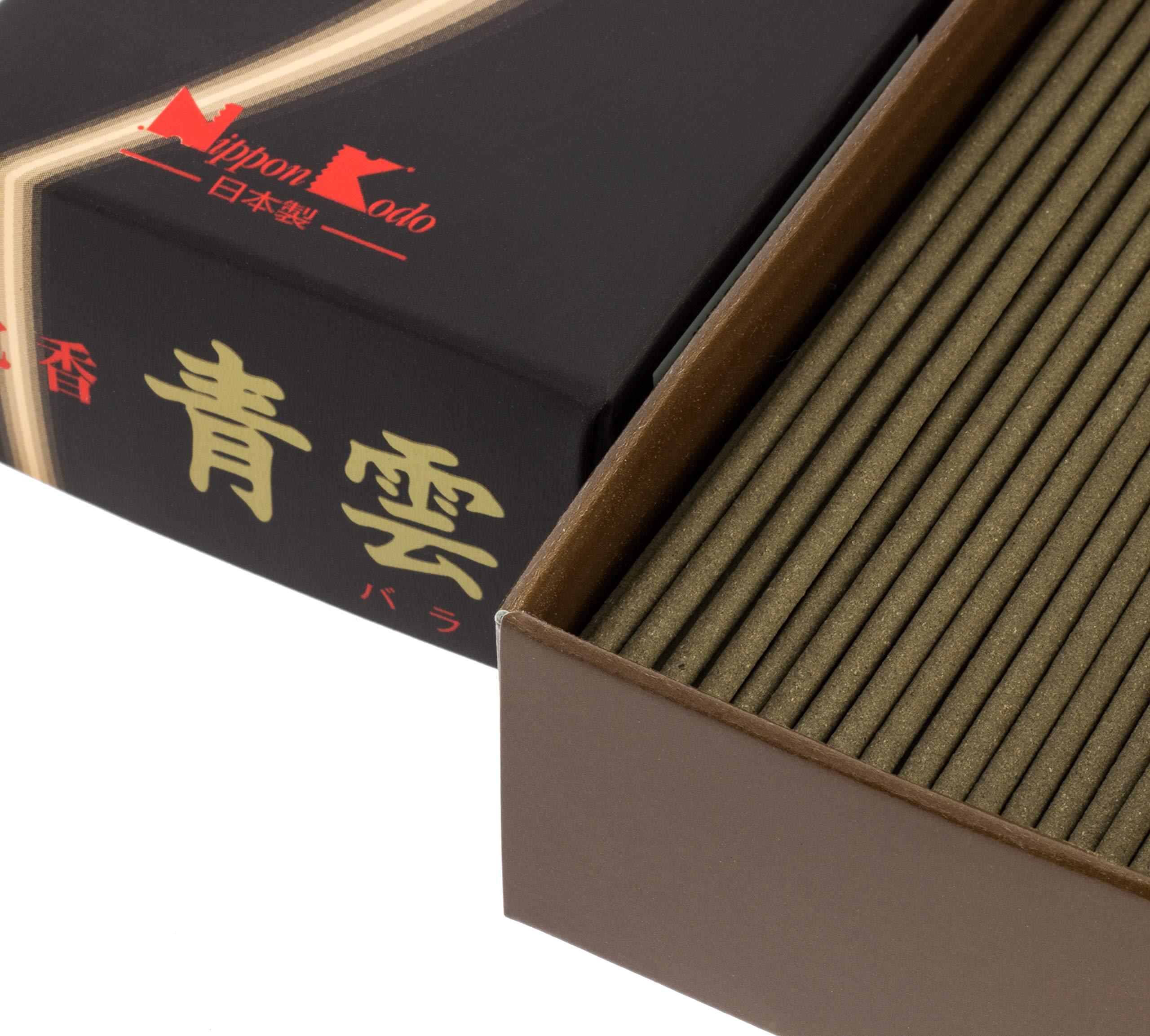 Nippon Kodo - Seiun - Jinkoh 170 sticks, wood by nippon kodo (Image #4)
