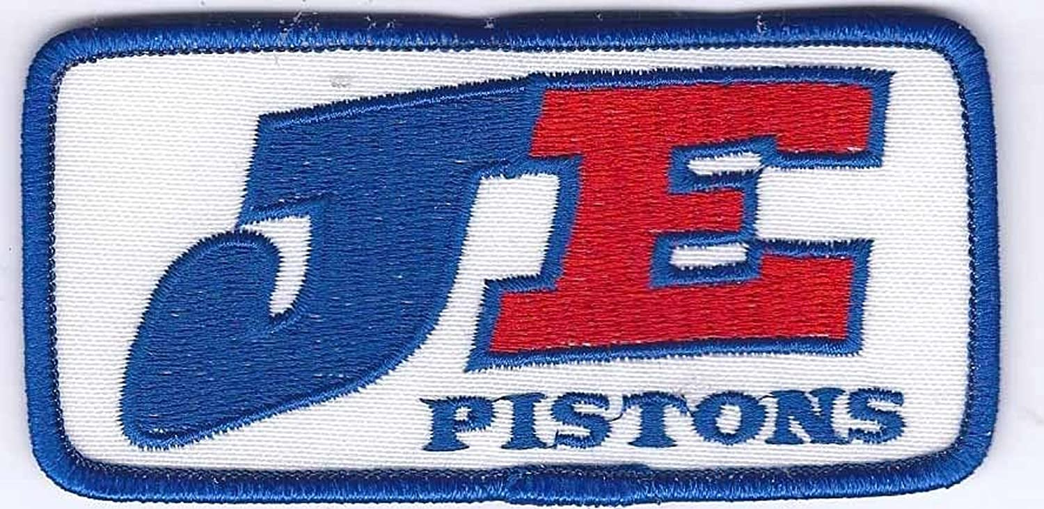 JE Pistons Racing Patch 4 Inches Long p-je