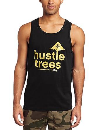 bccf477c9af71 Amazon.com  LRG Men s Hustle Trees Tank Top