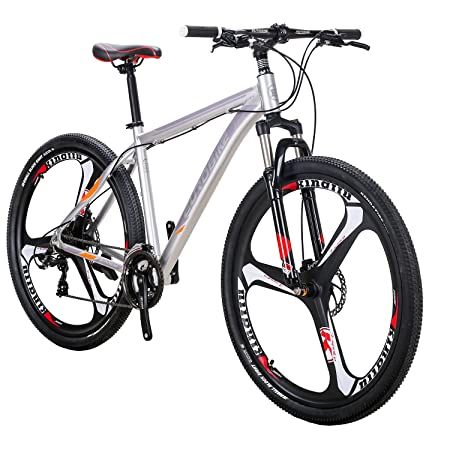 EUROBKE Bike TSM X9 Mountain Bike 29Inches 21Speed Bicycles