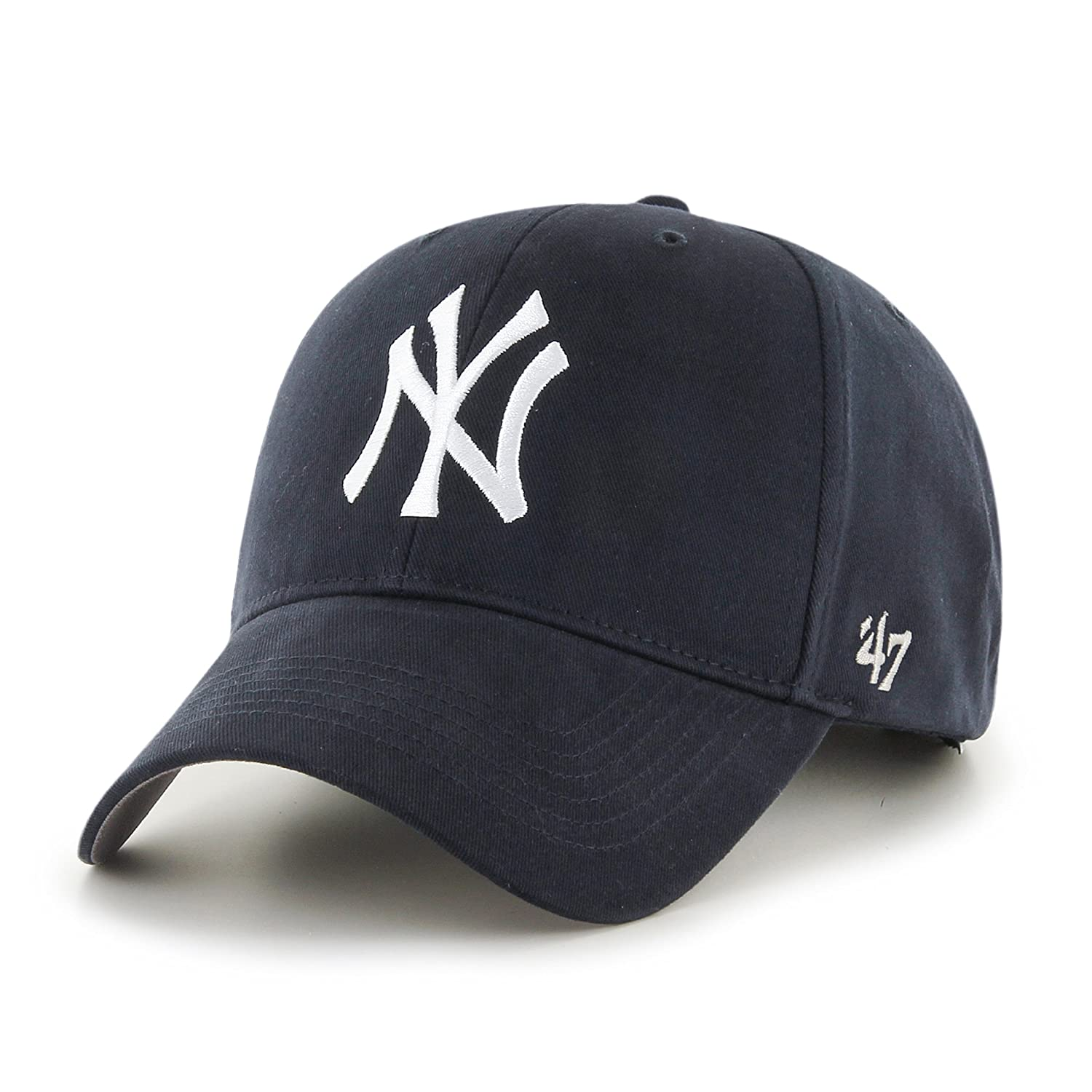 official photos 31930 f0d41 Amazon.com    47 MLB Basic MVP Adjustable Hat   Clothing