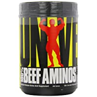 Universal Nutrition 100% Beef Aminos Capsules Pack of 400
