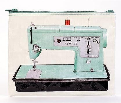 Sew-It Blue Q Zipper Pouch